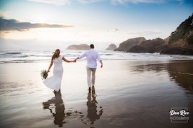 Oregon Coast Weddings