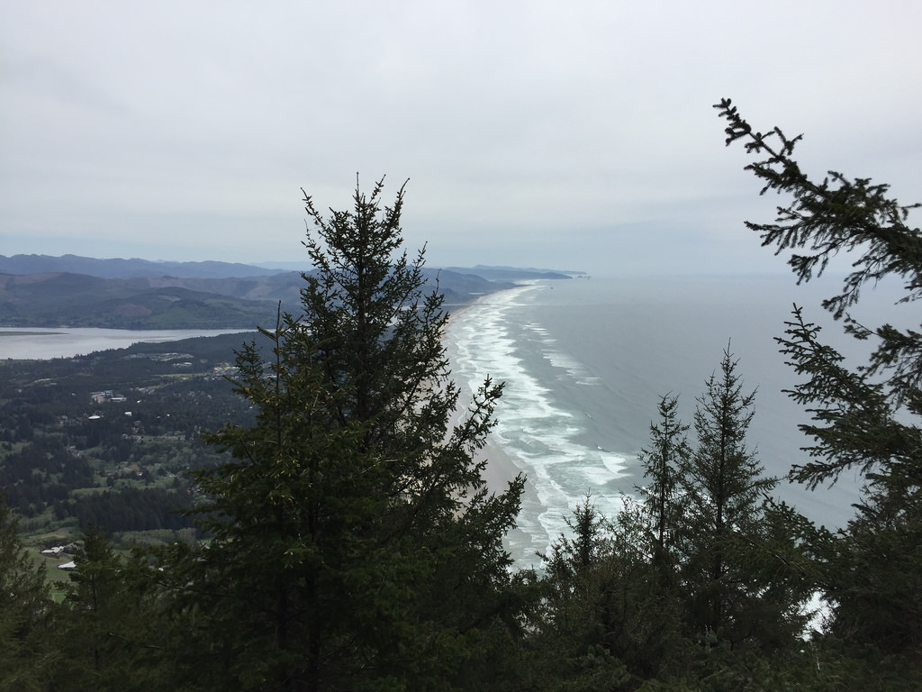 Neah-Kah-Nie Mountain Trail Oregon Coast